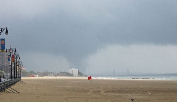 Tornado New York
